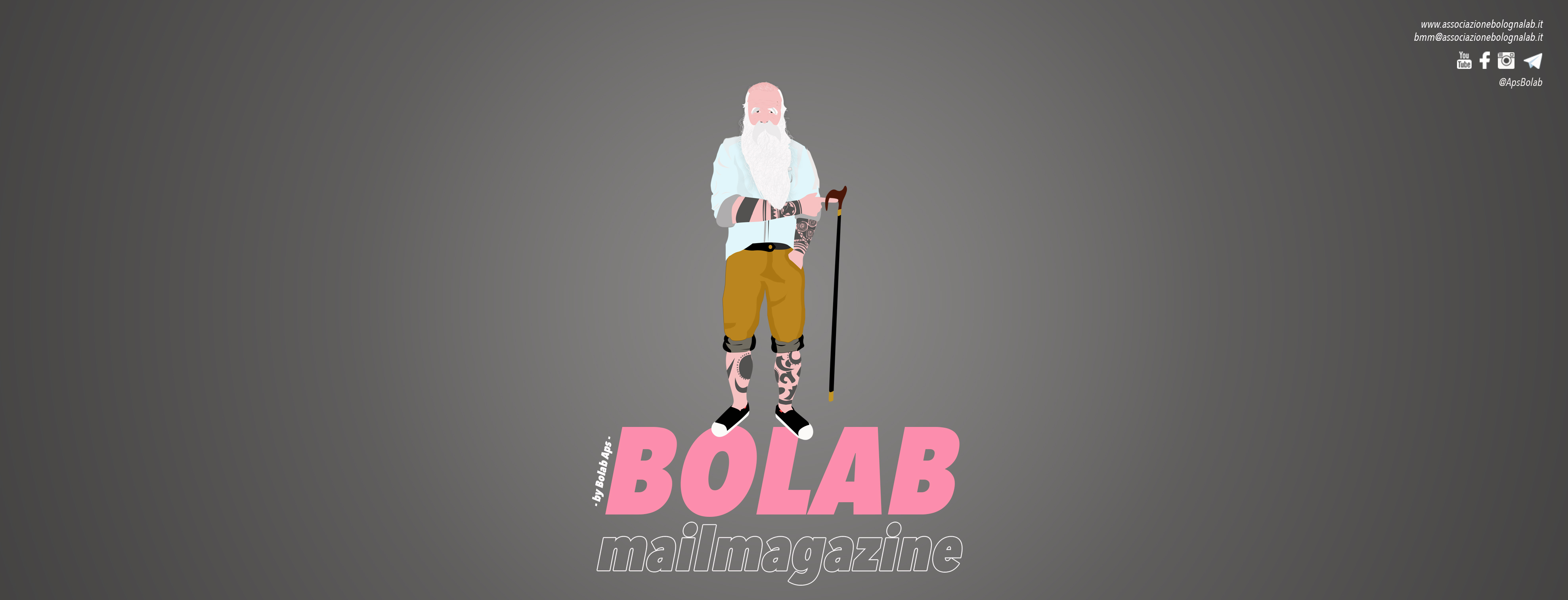 Bolab Mail Magazine by Bolab Aps