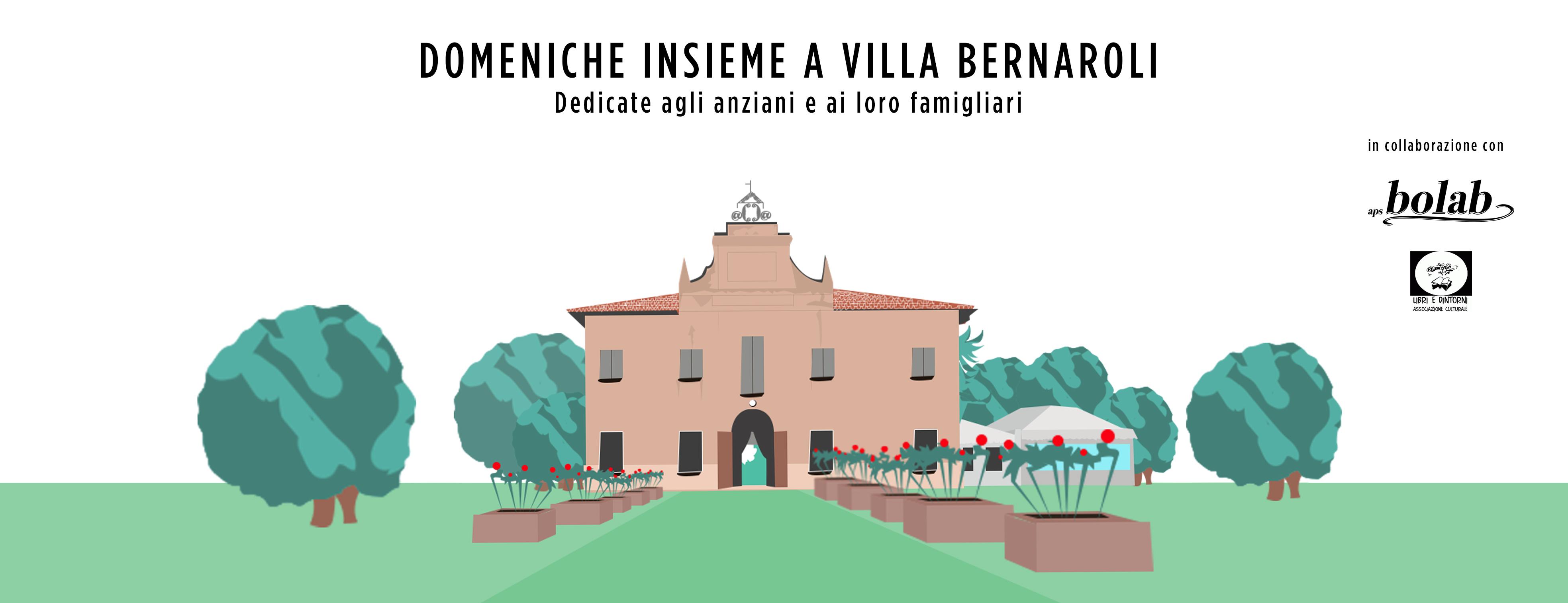 Domeniche a Villa Bernaroli organizzate da Aps Bolab