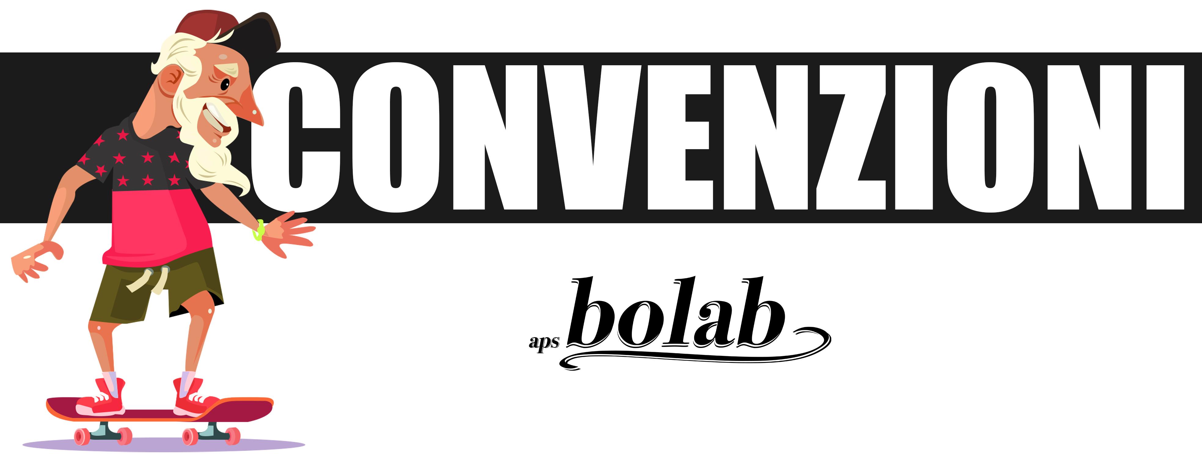 Convenzioni attive Associazione di promozione sociale BOLAB Aps